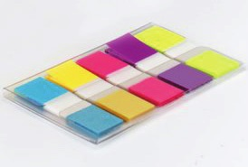 post-it flags