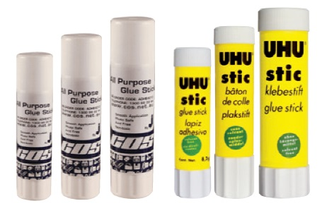 adhesives glue sticks