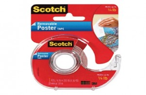 adhesives scotch poster