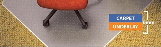 chair mats standard