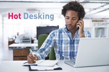 Hot Desking Feature Image