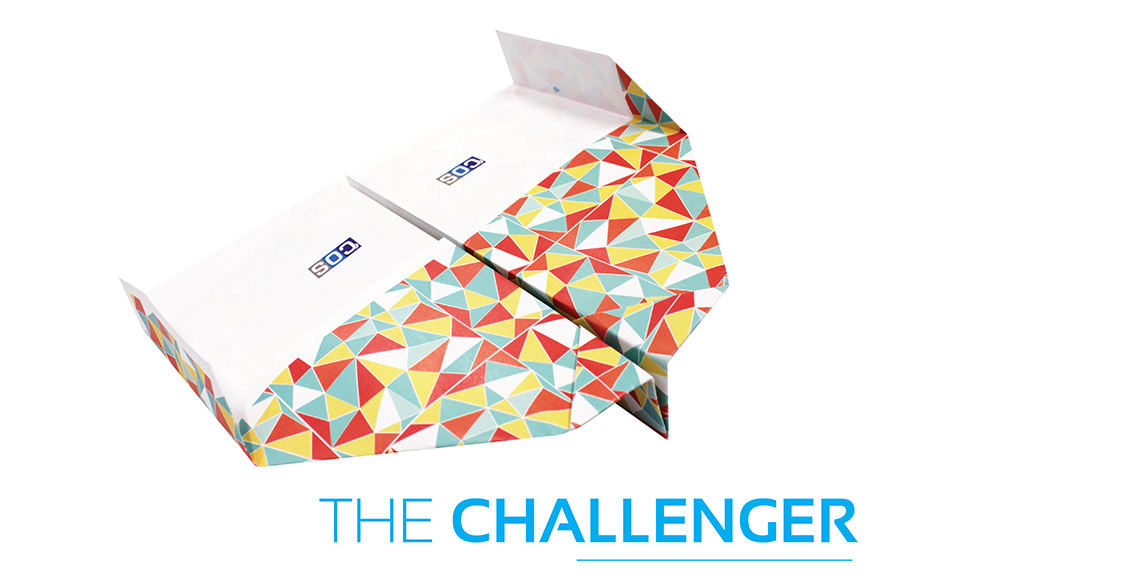 the-challenger-paper-plane
