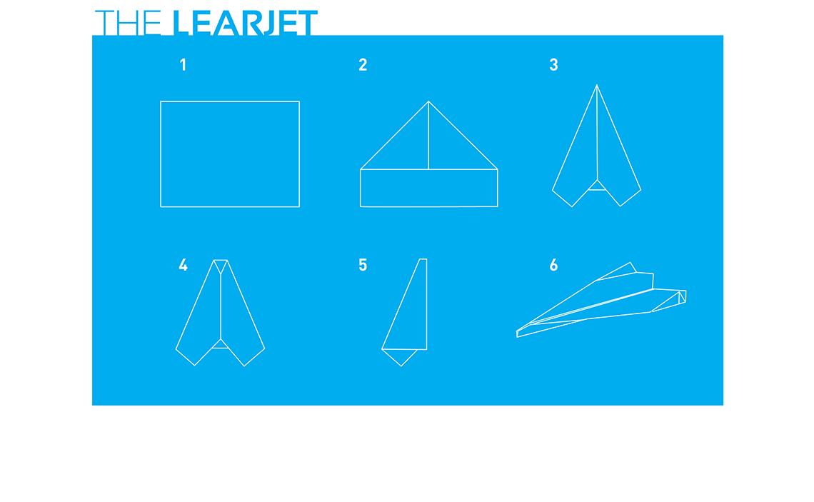 Paper-plane-template