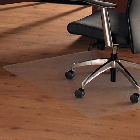 hard floor mat
