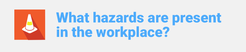 Hazards for First Aid