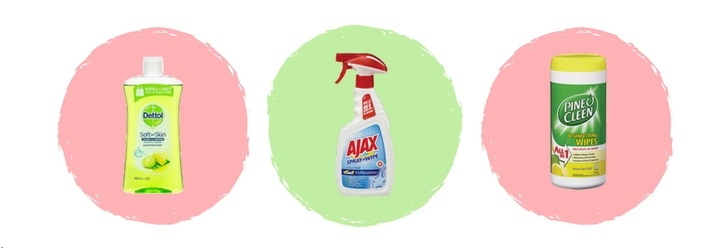 anti-bacterial products