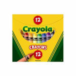 White crayons for cardboard ghost