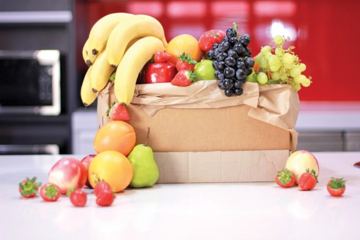 fruit for wellbeing