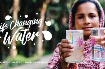 #worldwaterday