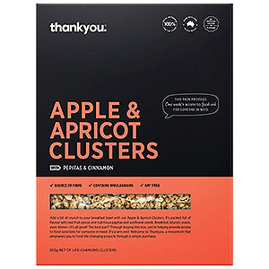 thankyou cereal
