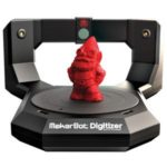 Makerbot 3D digitizer scanner