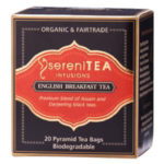Fairtrade certified tea
